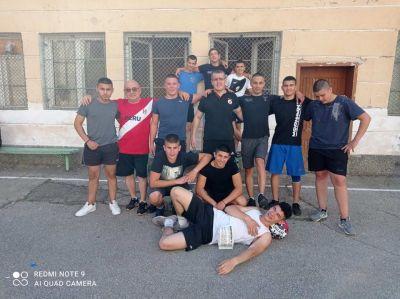 Спортно състезание 09.06.2021 г. - ОУО Кольо Фичето - Велико Търново
